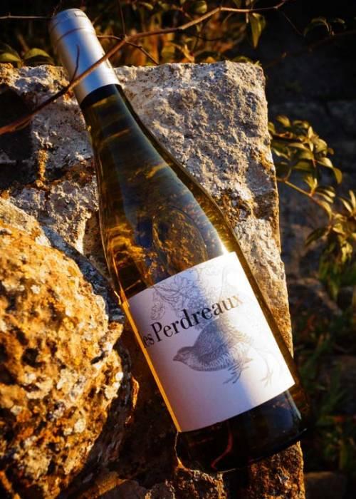 vin blanc bio igp languedoc les perdreaux
